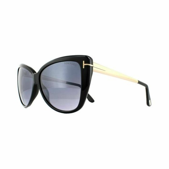 d7c3a68ca Tom Ford Accessories | Cat Eye Style Smoke Mirrored Lens | Poshmark